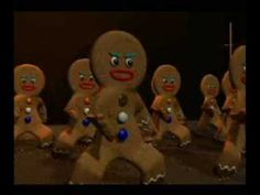 ▶ Gingerbread men Haka dance - YouTube