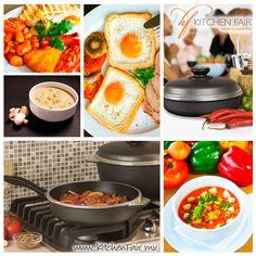 ¡Esto es muy fácil cocinando con Kitchen Fair!