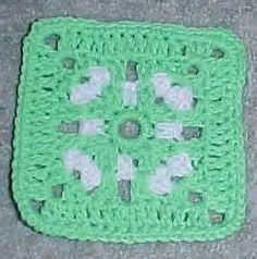 6 inch croghet square - Yahoo Image Search Results