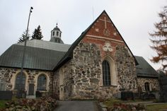 Huittisten keskiaikainen kivikirkko 1500-l
