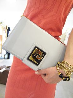 Pierre Cardin Clutch