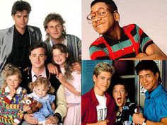 I love the 90's television shows.