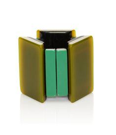 Marni for H&M architectural cuff