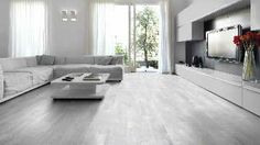 Wood Look Porcelain Tiles Beautiful Houses Interior, Beautiful Homes, Sofa, Couch, Living Room, Wall, Modern, Furniture, Home Decor