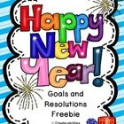 It's always beneficial to have your students make goals for the new year. This freebie gives you 7 different versions of resolution and goal writin...