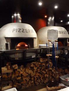 Pizzeria libretto ovens