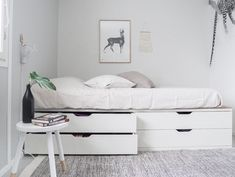 30 French Country Bedroom Design and Decor Ideas for a Unique and Relaxing Space - The Trending House Tiny Bedroom Design, Country Bedroom Design, Small Room Design, Girl Bedroom Designs, Room Ideas Bedroom, Small Room Bedroom, Home Room Design, Bedroom Decor, Bed Frame With Storage
