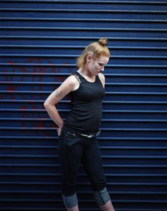 Stacey, 2009 Kensington Blues © Jeffrey Stockbridge