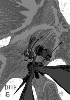 Rene Gruau, Kiss Of Death, Robot Design, Japanese Cartoon, Comic Panels, Zero Two, Gurren Lagann, Robot Art, Chica Anime Manga
