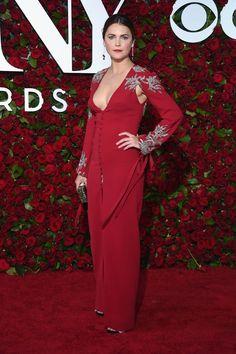 Pin for Later: Les Célébrités Ont Brillé de Mille Feux Lors des Tony Awards Keri Russell