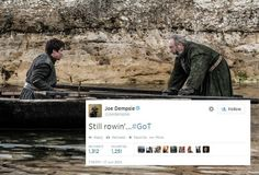 """The time we all remembered Gendry. 