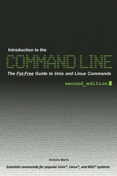 Introduction to the Command Line  by Nicholas Marsh ($0.99)