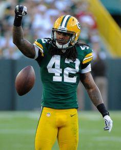 Morgan Burnett-DB- Green Bay Packers
