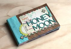 Minialbum con tutorial by Eva