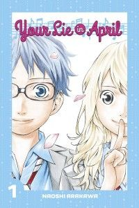 Your Lie In April Vol. #01 Manga Review