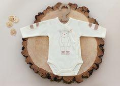Ubranka Pinokio z bawełny organicznej  http://piekne-rzeczy.pl/ubranka-z-bawelny-organicznej/