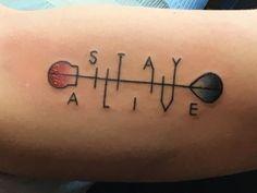 Resultado de imagen para tattoos de twenty one pilots