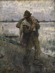 Sir James Guthrie - The Wash 1882-3
