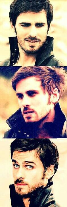 Captain Hook - why I watch Once Upon a Time.