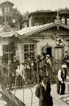 Yeniköy İskelesi  (1930lar)  #birzamanlar #istanlook
