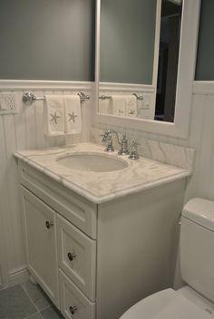 Small Beach Condo Bathroom Design By Jeff Allen images ideas from Home Bathroom Ideas Coastal Bathrooms, Beach Bathrooms, Modern Bathroom, Small Bathroom, Master Bathroom, Bathroom Vanities, Bathroom Ideas, Bathroom Pictures, Vanity Sink