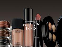 Mac e sua maquiagem inspirada em cães famosos