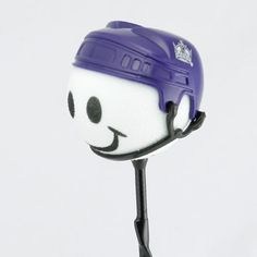 "Los Angeles Kings Antenna Topper by Rico. $5.95. Los Angeles Kings Hockey Helmet Antenna TopperOfficially licensed NHL productApproximately 2"" in diameterTop of your antenna fits right inside the bottomAlso comes with dangler cord so you can hang it anywhereAlso comes with dangler cord so you can hang it anywhereApproximately 2"" in diameterTop of your antenna fits right inside the bottomOfficially licensed NHL product"