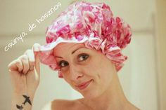 Save the Blow Dry - Shower Cap Shower Cap, Blow Dry, My Hair, Hair Beauty, Blog, Bathing, Alternative, Therapy, Happy