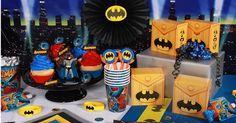 decoración+de+fiestas+infantiles+de+Batman+6.jpg (575×300)
