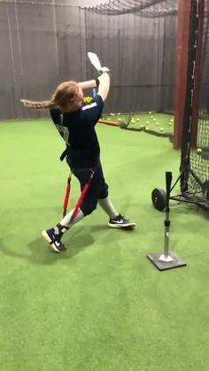 Notice the VPX Softball Harness forcing this athlete to stay engaged with the back side and drive through the ball! If you haven't added VPX into your training, you're missing out on reaching your full potential! ⏬⏬ www.veloprosoftball.com @teamnchinde_2023 #HarryPotterGamesOnline