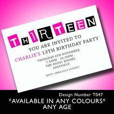 Karaoke invitation template rockstar birthday party purple 13th birthday party invitations stopboris Choice Image