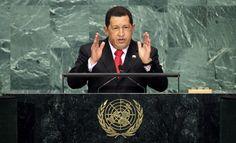 « Si le climat était une banque, il serait déjà sauvé » l'étonnant discours d'Hugo Chavez,ex-président de la République du Venezuela, à la COP15 le 16 décembre 2009.
