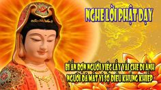 Nghe Lời Phật Dạy bí ẩn rợn người việc lấy Khăn Che Di Ảnh người đã mất ...