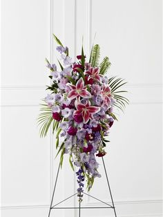 Funeral Spray | Tender Touch Standing Spray | FTD S33-4513