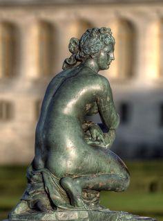 Greater Paris, Versailles Grand Parc, Versailles Gardens, Venus by Coysevox