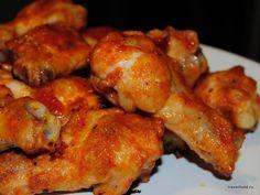 Куриные крылышки «Бaффало»