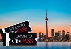 CityPASS Toronto, Toronto Attractions –  5-1 DEAL for $62+ per person