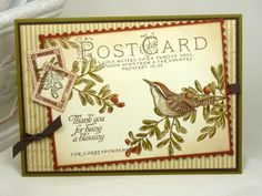 Open Heart Post BTE by BeckyTE - Cards and Paper Crafts at Splitcoaststampers