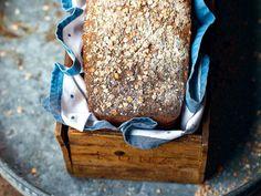 Glutenfritt grovt bröd (kock Jessica Frej)