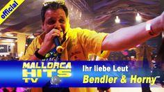 """Bendler & Horny - """"Ihr liebe Leut""""  - beim Mallorca Party Baden Newcomer Contest in Bietigheim. Platz 3 gab´s für die 2 Künstler mit ihrer Show. Mehr auf MallorcaHitsTV: http://mallorcahitstv.de/2014/02/bendler-horny-ihr-liebe-leut/"""