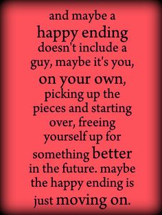 Moving on..