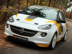 Opel 2013: Motorsport-Comeback mit Adam Cup und Astra OPC Cup #opel #rallye