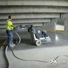 Grinding Dan Poles Lantai Beton Concrete Sampai Kilap - OLX.co.id (sebelumnya Tokobagus.com)