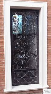 16 Best Doors Images On Pinterest Wrought Iron Doors Entry Doors