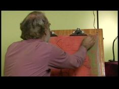 Pastel Painting Lessons : Adding Initial Background Color in Pastel Paintings