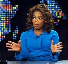 Oprah in Revablue!