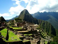 Cesta Inkov na Machu Picchu Travel Around The World, Around The Worlds, Machu Picchu, Dream Big, Peru, Travel Destinations, Journey, Outdoor, Hampers