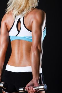 5 Moves to a Stronger Back & Core, includes a list of exercises that will help you look your best while  building a stronger back & core. #SkinnyMs