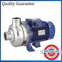 155.00$  Buy here - http://alil2q.worldwells.pw/go.php?t=32686776052 - Half Open Impeller Stainless Steel Centrifugal Pump/Dishwasher Special Pump 0.9kw Sewage Water Pump 155.00$