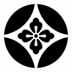 Family crest hanawachigai - 出雲市 - Wikipedia